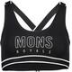 Mons Royale W's Stella X-Back Bra Black